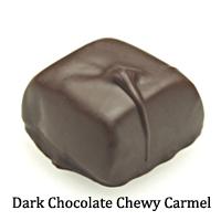 Dark Chocolate Chewy Caramel