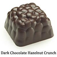 Dark Chocolate Hazelnut Crunch